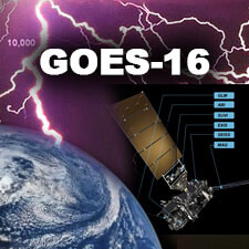 GOES-16 mission tumbnail