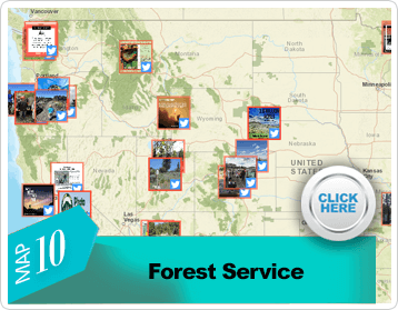 Forest service map preview